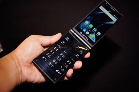 Smartphone Freetel Nhat Ban gia nhap thi truong Viet Nam - Anh 2