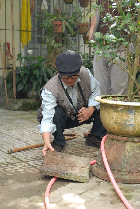 Cho phep tham do khu vuc nghi co dau tich lang mo vua Quang Trung - Anh 2