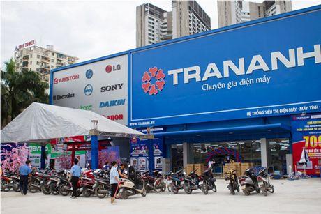 Cuoi nam 2016, Tran Anh se co 39 sieu thi tai 21 tinh thanh. - Anh 1