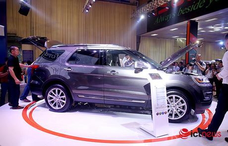 Ford Explorer 2017: Nhap nguyen chiec tu My, gia 2,18 ty dong - Anh 12
