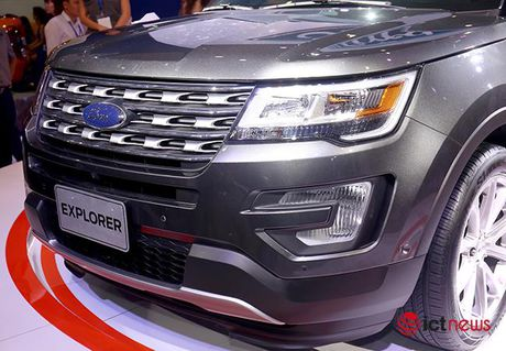 Ford Explorer 2017: Nhap nguyen chiec tu My, gia 2,18 ty dong - Anh 2