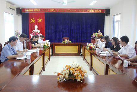 MT Lao Cai: Thong nhat phuong an phan khai tien van dong - Anh 1