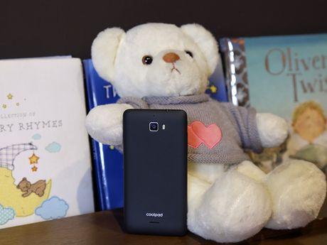 Coolpad Roar 3, Roar Plus - smartphone gia tot cho sinh vien - Anh 1