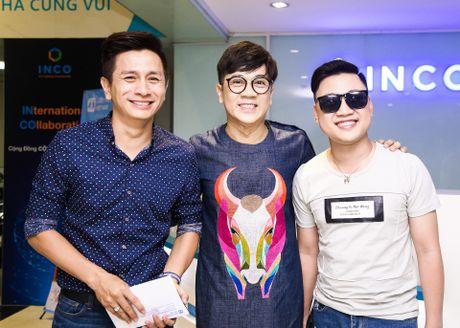 Dam Vinh Hung di su kien sau live show 12 ty dong - Anh 5