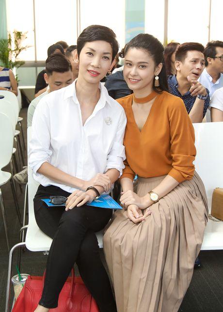 Dam Vinh Hung di su kien sau live show 12 ty dong - Anh 8