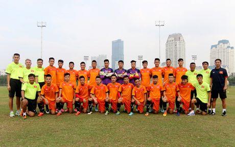 HLV Hoang Anh Tuan: 'U19 Viet Nam se khac tai VCK U19 chau A' - Anh 1