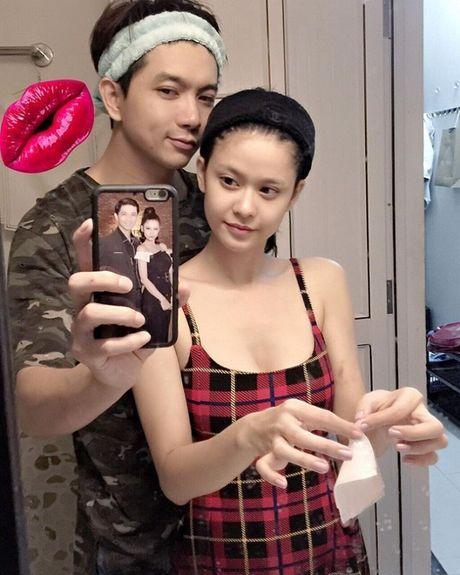 Cap doi Quynh Anh - Tim tu tin khoe mat moc - Anh 3