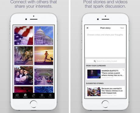 Yahoo doi ten ung dung, canh tranh Facebook - Anh 1
