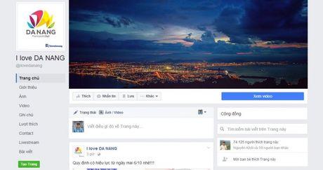 Xuc pham lanh dao Da Nang tren Facebook, bi phat gan 9 trieu dong - Anh 1