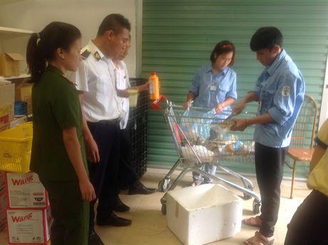 Cong tac quan ly an toan thuc pham tai Ha Noi - Anh 1