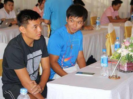 Hoang Nam sat canh Hoang Thien tai Vietnam Open 2016 - Anh 1