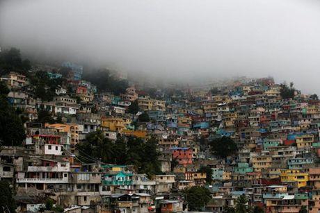 Sieu bao Matthew hoanh hanh o Haiti va se tan cong My, Cuba - Anh 1