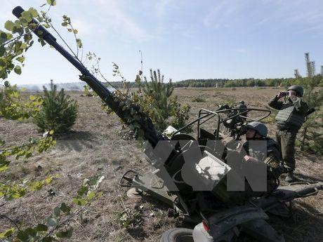 Ukraine tang them 445 trieu USD cho ngan sach quoc phong - Anh 1