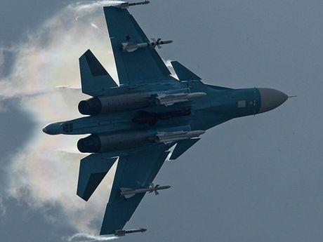 Chien dich tai Syria chung to 'su dang tin cay' cua vu khi Nga - Anh 1