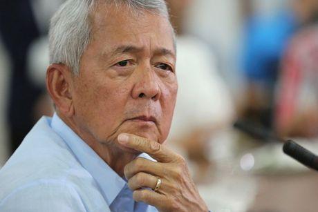 'Philippines khong dinh tien toi lien minh quan su voi Trung Quoc' - Anh 1