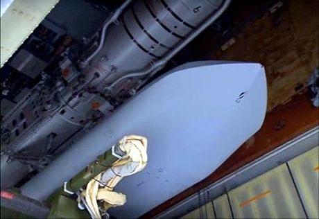 Sieu ten lua Kh-101 tiep tuc khai hoa o Syria - Anh 1