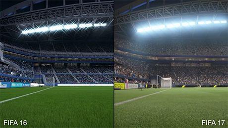 So sanh do hoa FIFA 17 va 16: That hon, co hon hon - Anh 3