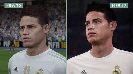 So sanh do hoa FIFA 17 va 16: That hon, co hon hon - Anh 4