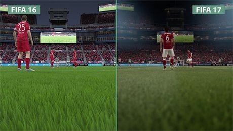 So sanh do hoa FIFA 17 va 16: That hon, co hon hon - Anh 5