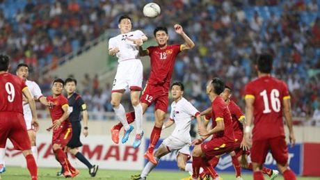 Viet Nam vs CHDCND Trieu Tien, 18h00 ngay 6/10: Huu Thang tro tai? - Anh 1