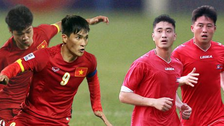 Truc tiep giao huu quoc te Viet Nam vs CHDCND Trieu Tien - Anh 1