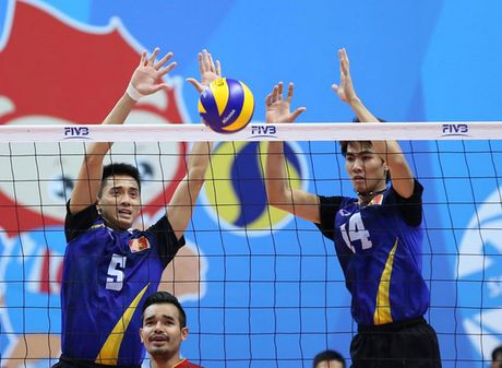 Bong chuyen nam xuat ngoai tham du vong loai World Cup 2018 - Anh 1