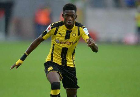 Sai lam ngo ngan, Bayern bi Dortmund 'cuop' Dembele - Anh 1