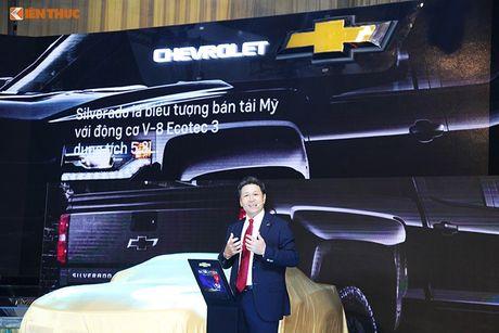 Chevrolet Viet Nam 'show hang xe co bap' tai VMS 2016 - Anh 10