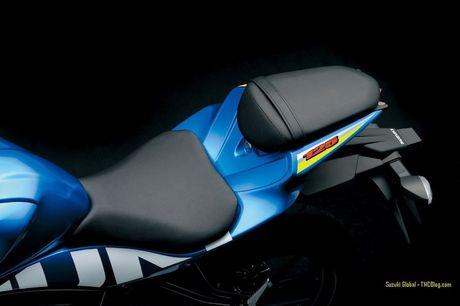 Suzuki 'trinh lang' xe moto the thao gia re GSX-R125 - Anh 10