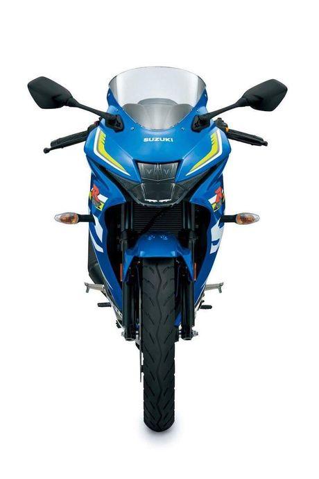 Suzuki 'trinh lang' xe moto the thao gia re GSX-R125 - Anh 2