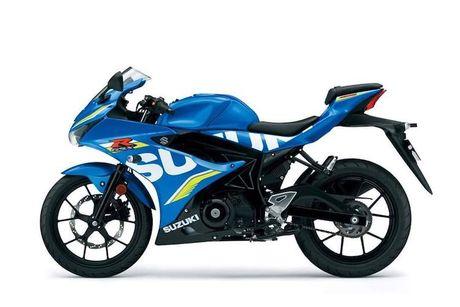 Suzuki 'trinh lang' xe moto the thao gia re GSX-R125 - Anh 8