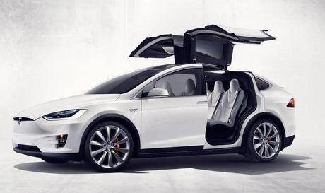 Vo Dan Truong 'show hang' sieu xe dien Tesla tien ty - Anh 4