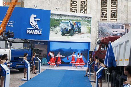 Kamaz - thuong hieu xe tai Nga 'do bo' VMS 2016 - Anh 7