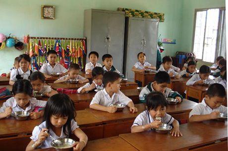 Gia Lai: Mien phi cho hoc sinh vung thien tai, han han - Anh 1
