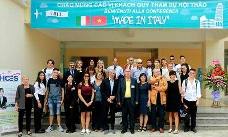Cung nhung nguoi ban Italy huong ve phuong Dong - Anh 1