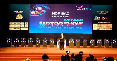 Trien lam O to Viet Nam: vang bong hoan toan cac thuong hieu chau Au - Anh 1