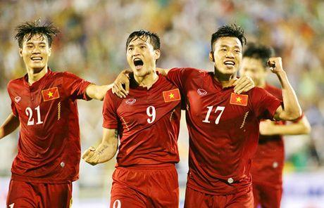 Viet Nam 5-2 CHDCND Trieu Tien: Chien thang man nhan - Anh 2