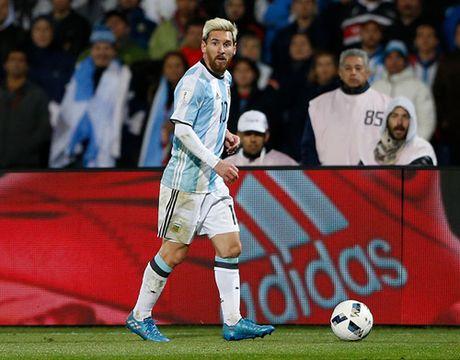 Argentina va noi am anh khi vang Messi - Anh 2