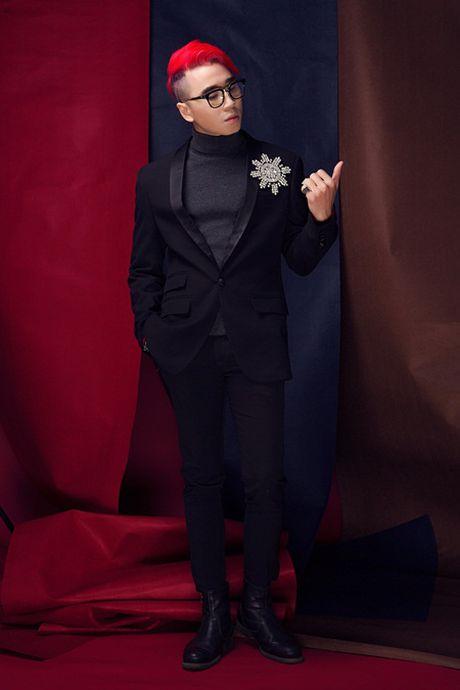 "Rapper Karik lich lam nhung van cuc ""ngau"" voi toc do - Anh 3"
