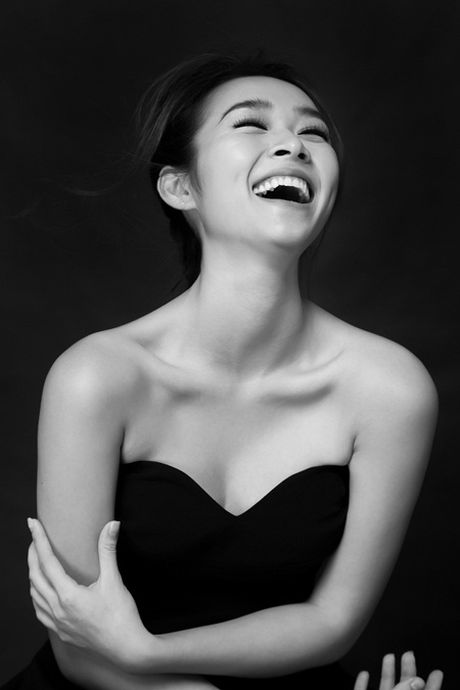 Diep Bao Ngoc khoe net xuan sac rang ngoi - Anh 3
