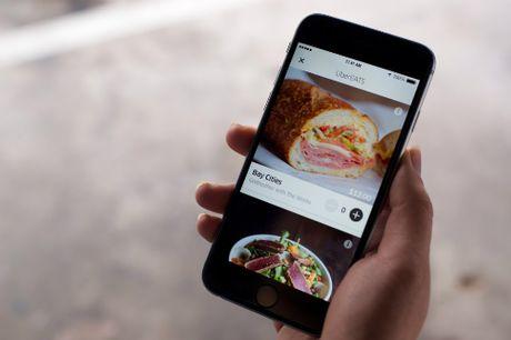 Uber Nhat Ban phat trien dich vu van chuyen do an nhanh vi e khach - Anh 1
