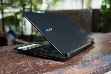 Danh gia laptop Acer Aspire V3-371 – Mong nhe, gia mem cho sinh vien va van phong - Anh 6