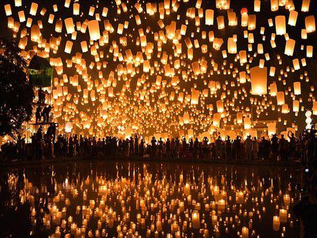 Le hoi Anh sang Diwali toi Viet Nam - Anh 1
