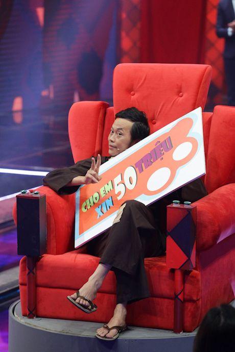 Hoai Linh, Xuan Bac ru nhau ngoi ghe nong Nha cuoi - Anh 2