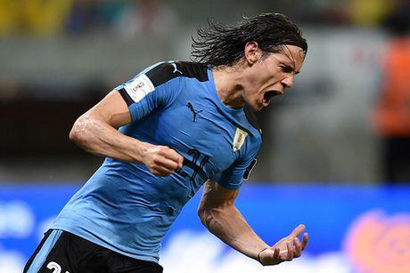 Brazil quyet chiem ngoi dau cua Uruguay - Anh 1