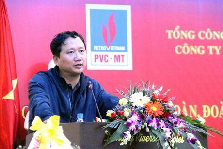 Chieu nay, Thanh tra Chinh phu cong bo quyet dinh thanh tra PVC - Anh 1