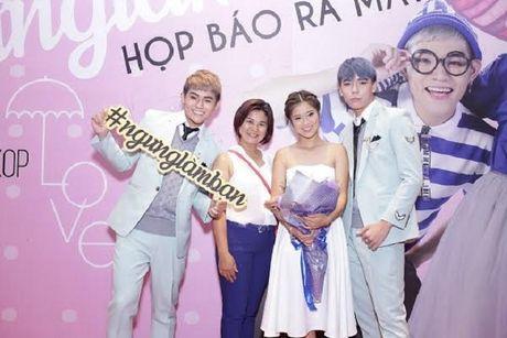 Hoang Yen ra mat MV 'Ngung lam ban' cung nhom TINO Ft. KOP - Anh 3