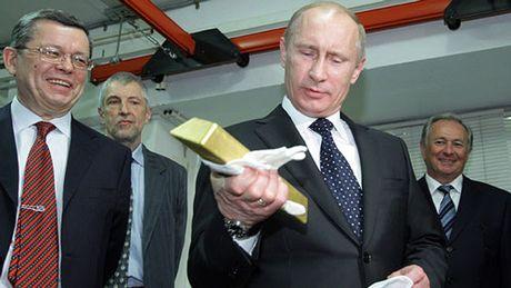 Canh bac o Trung Dong cua ong Putin da thu loi tuc - Anh 1
