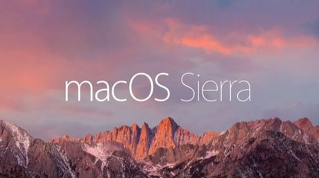 Da co macOS Sierra moi phien ban tai ve tu dong - Anh 1