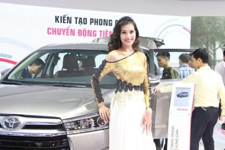 Man nhan voi dan chan dai nong bong tai VMS 2016 - Anh 8